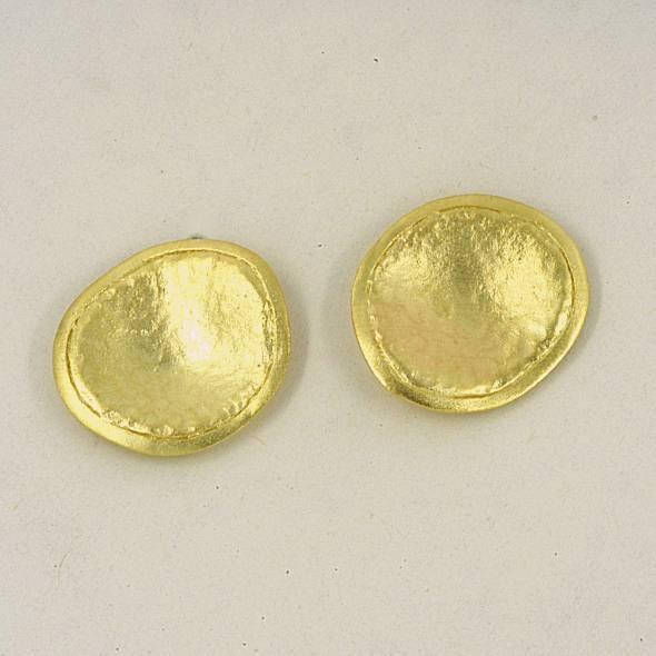 Χρυσά σκουλαρίκια 14Κ η' 18Κ