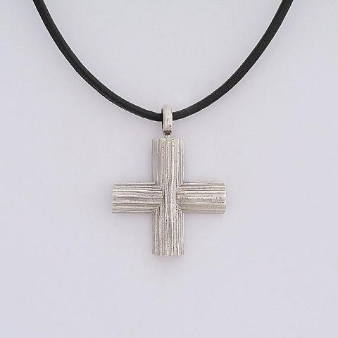 Silver cross 925