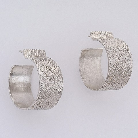 Silver earrings 925