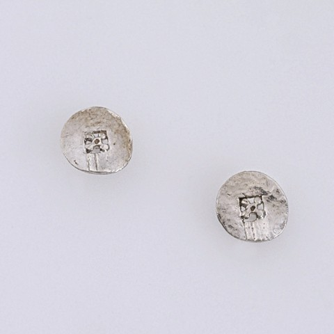 Silver earrings 925