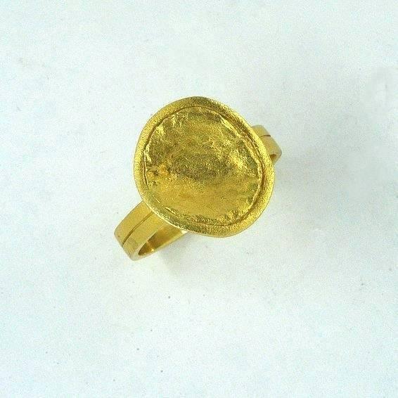 Gold ring 14K or 18K