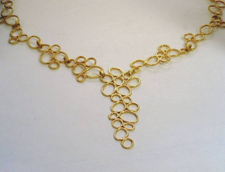 Gold necklace14K or 18K