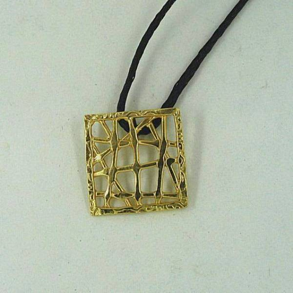 Gold pendant 14K or 18K