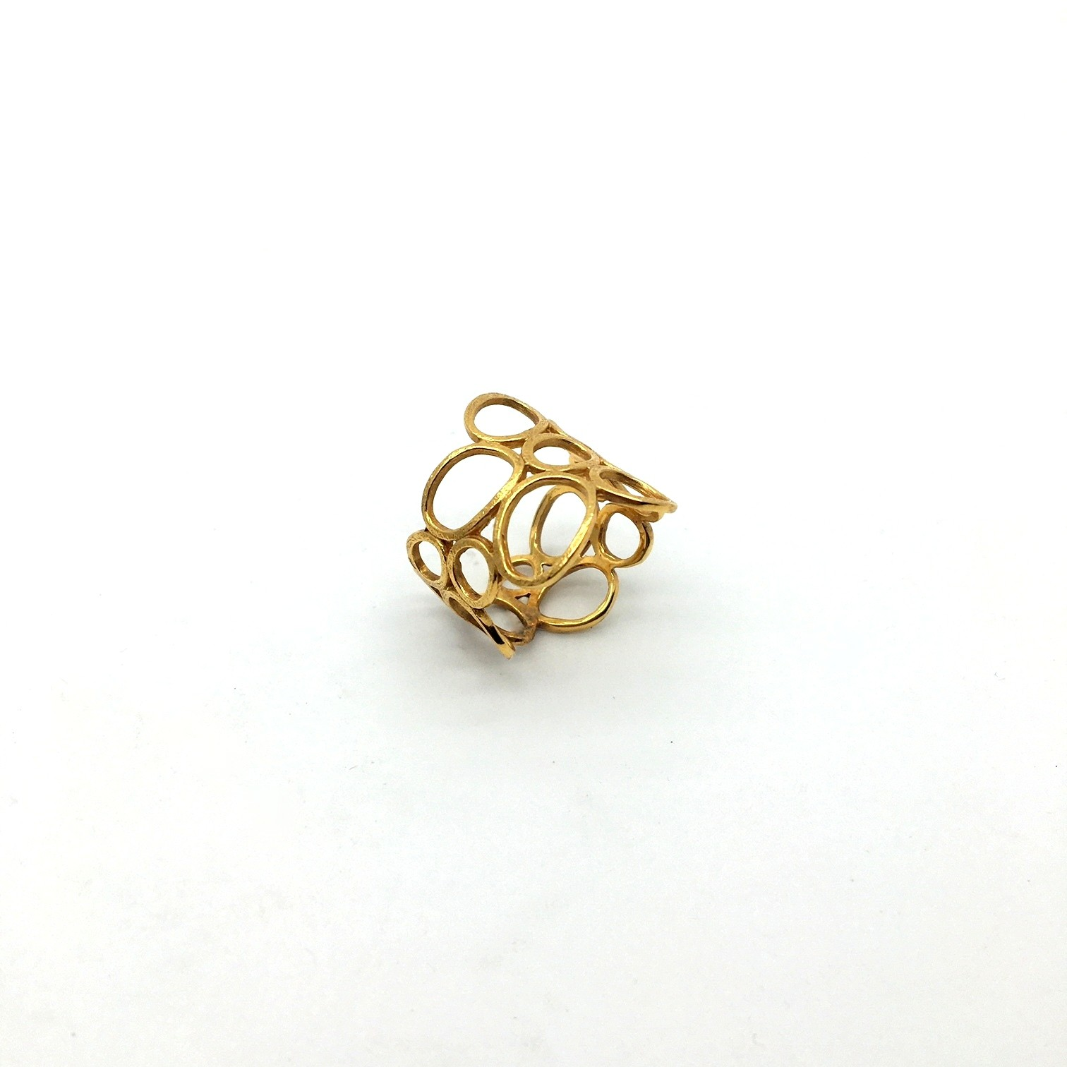 Gold ring 14K or 18K